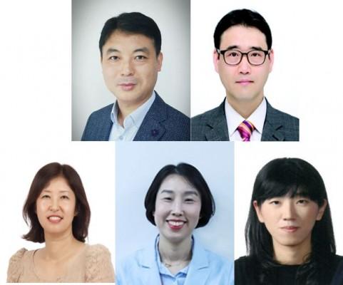 7월 대한민국 엔지니어상에 현충민 프로와 백영현 연구소장