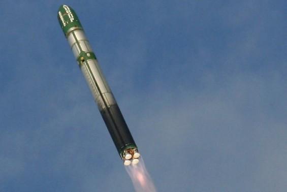 러, 기존 ICBM 위성 발사체로 활용 논의