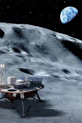 달에서 '핵융합 에너지 원료' 매장지 찾아