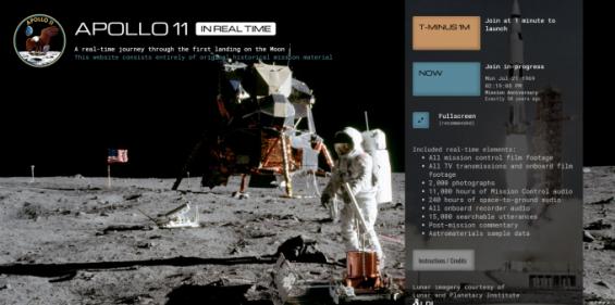 인류의 달 착륙 50년, 세계는 '루나 홀릭'