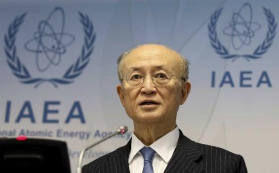 아마노 유키야 IAEA 사무총장 별세