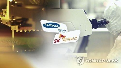 한국 전자산업, 일본 제치고 세계 3위…'반도체 편중' 심화