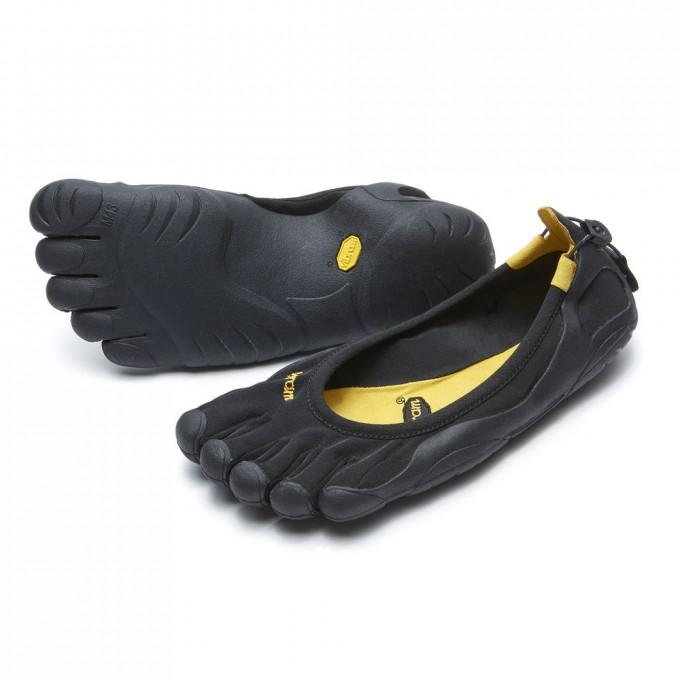 연구자들은 '발가락 신발'로 불리는 비브람 파이브핑거스를 쿠션 없는 신으로 선택했다. (제공 비브람)