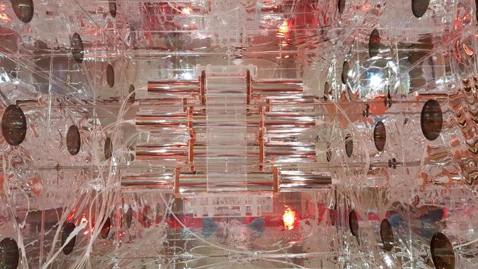 코사인-100 검출기의 모습. 사진제공 IBS