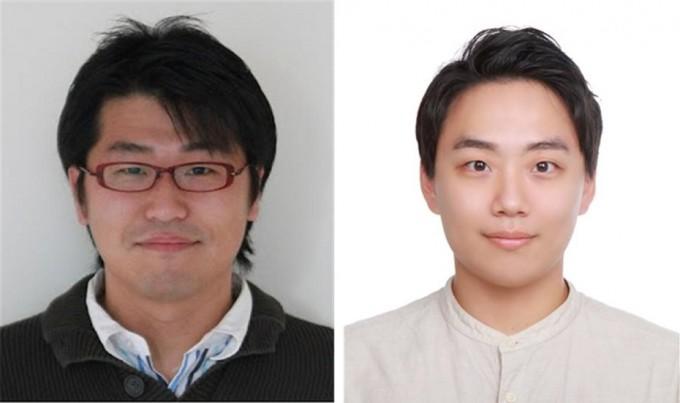 10nm 이하 초미세 나노패터닝 기술을 개발해 실제로 구현 성공한 KIST 광전하이브리드연구센터 손정곤 책임연구원(왼쪽)과 오진우 박사후연구원(오른쪽). KIST 제공