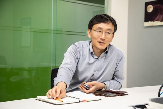 김남승 삼성전자 메모리사업부 전무. 삼성전자 제공