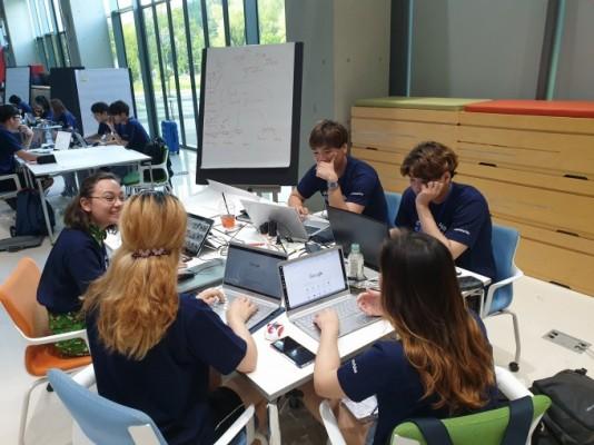 세계 학생들 모여 미래식탁 만드는 게임 개발 실력 겨룬다