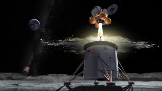 美 유인 달 탐사 NASA 마샬우주센터에서 주도