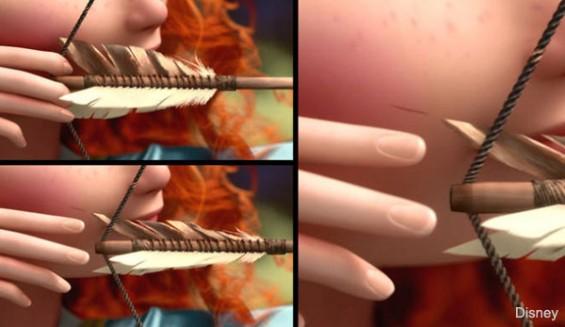 디즈니 애니메이션의 깜짝 디테일