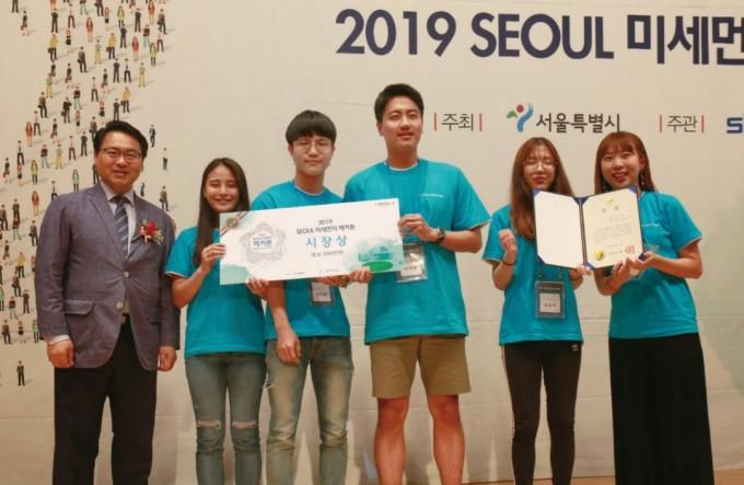 김영범, 박소현, 염수현, 하승주, 한지숙(먼지가먼지 팀)