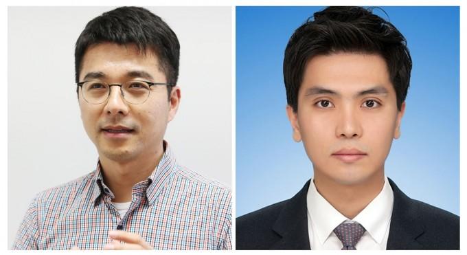 KAIST는 이정호(왼쪽) 의과학대학원 교수와 김동석∙강훈철 연세대 의료원 교수 공동연구팀이 난치성 뇌전증의 원인 돌연변이를 정확하게 분석하는 진단법을 개발했다고 13일 밝혔다. 제1저자로 심남석 연구원도 함께 연구에 참여했다. KAIST 제공