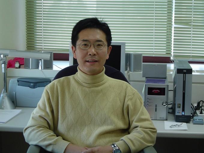 국내 최초로 미국지구물리학회 석학회원으로 선임된 이기택 포스텍 환경공학부 교수. 포스텍 제공