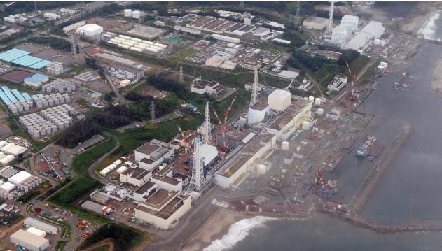 후쿠시마 제 1원전. AP/연합뉴스
