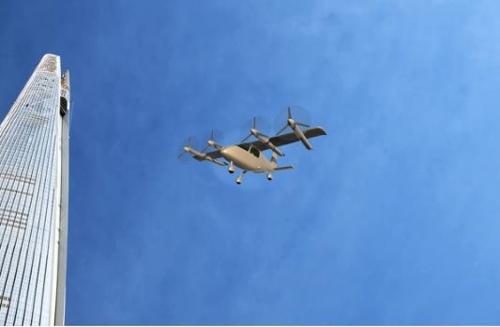 드론택시 등 개인비행체 개발 위한 민관 협의체 구축