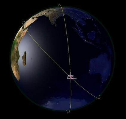 지구 저궤도 위성 무더기로 늘며 위성간 충돌 위험 고조