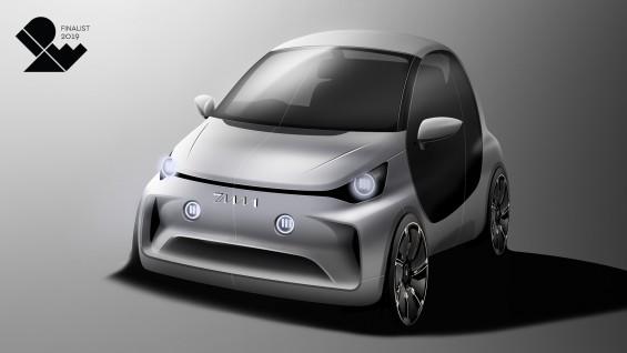 2020년 도심 달릴 초소형전기차 디자인 IDEA서 호평