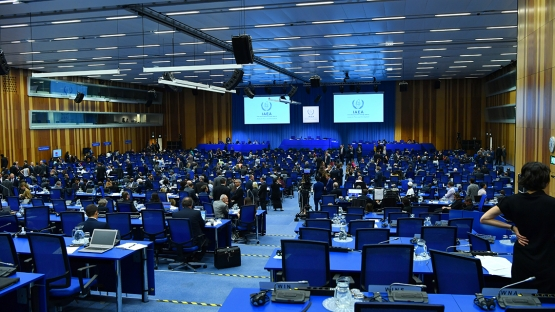 정부 대표단 IAEA총회서 기조연설…