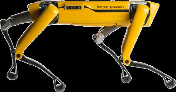 보스턴다이내믹스 로봇개 '스폿' 지난달부터 보급 시작
