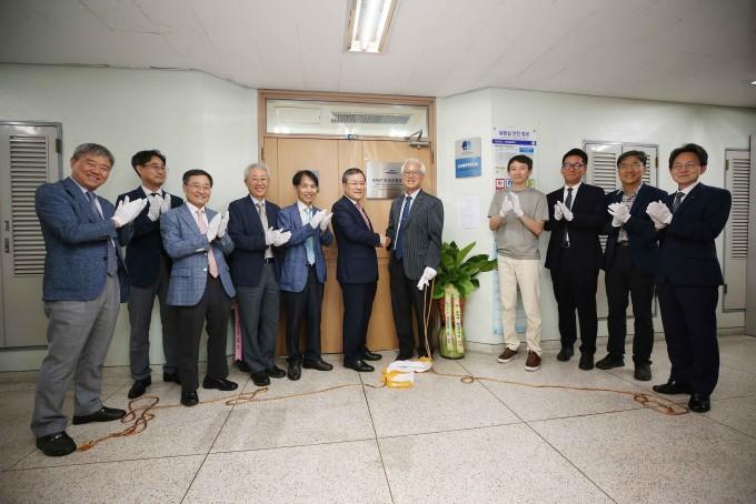 KAIST는 지난달 26일 '초세대 협업 연구실' 두 곳을 추가 개소했다고 3일 밝혔다. KAIST 제공