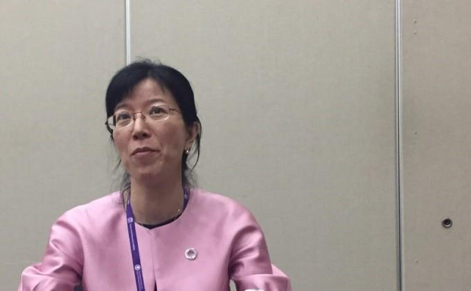 차세대 뇌과학자로 꼽히는 하일란 후 중국 저장대 의대 교수는 24일 대구 북구 엑스코에서 인터뷰를 가졌다. 그는 마취제인 케타민가 우울증 치료제로 쓰이는 기전을 밝혔다. 고재원 기자 jawon1212@donga.com