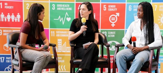 2019 유엔 기후변화 정상회담은 이전보다 각국의 책임있는 ′행동′을 강조하고 있다. UN 행동변화 서밋 2019 제공
