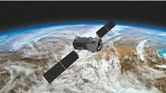 정수종 서울대 환경대학원 교수가 위성 데이터로 서울을 비롯해 세계 주요 도시의 실제 이산화탄소 배출량을 측정했다. 사진은  미국의 온실가스 측정위성인 궤도탄소관측위성(OCO)-2의 모습. NASA 제공