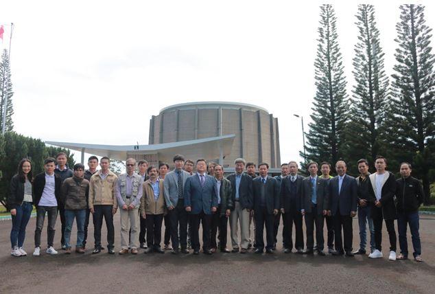 한국원자력연구원은 해체기술 지원을 하는 정부출연연구기관 창업기업인 '뉴디컴'이 베트남과 태국에서 기술 컨설팅 워크숍을 열었다고 28일 밝혔다. 원자력연 제공
