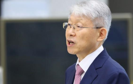 IBS 젊은과학자들 만난 최기영 장관