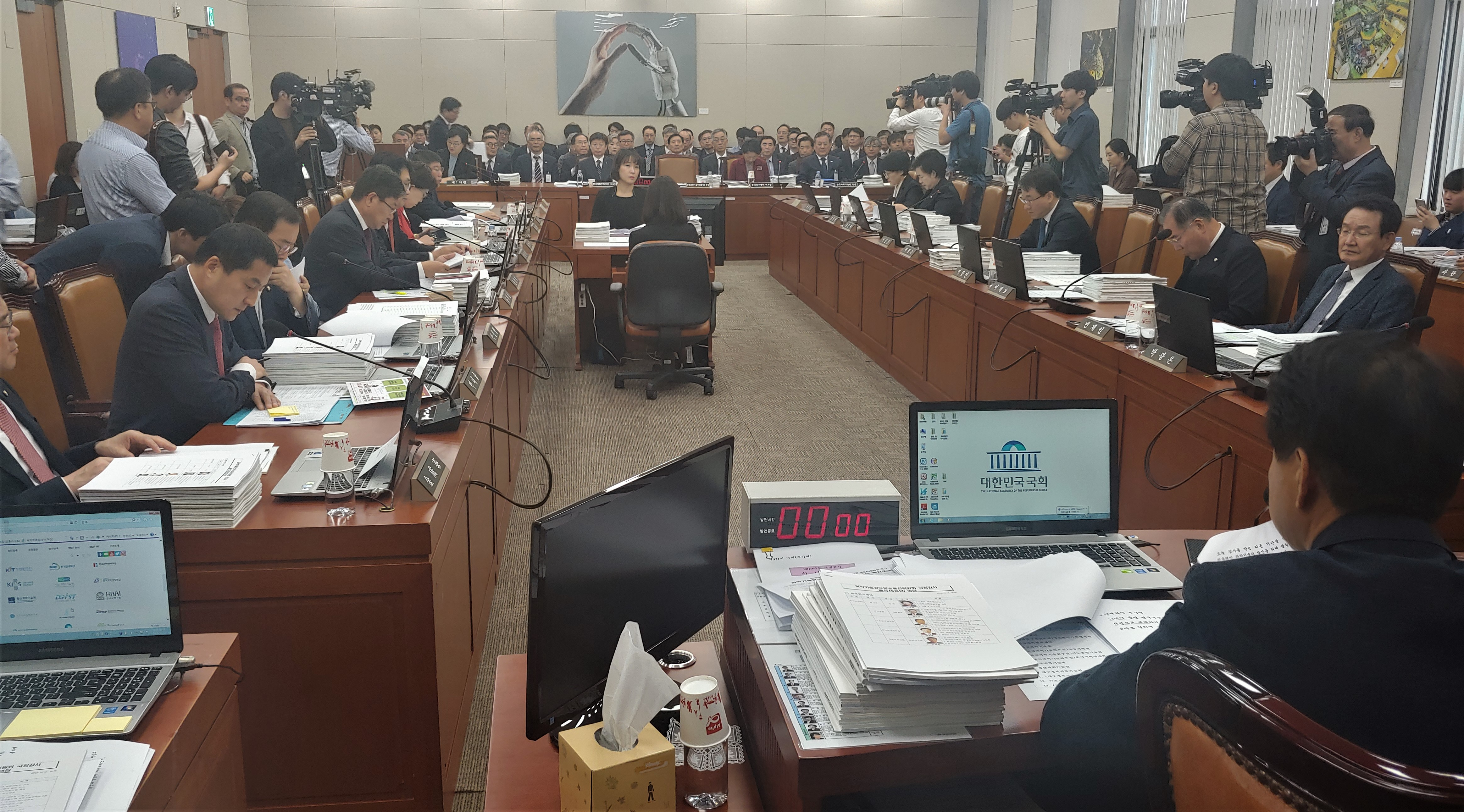 국감서 연구재단 집중 포화…연구부정∙방만 기관운영 지적