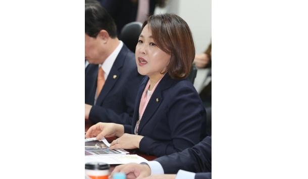자유한국당 송희경 의원. 연합뉴스 제공
