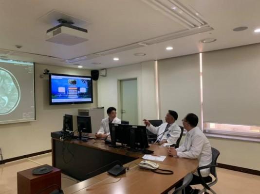 동남권원자력의학원, 러시아서 두번째 원격진료센터 열어