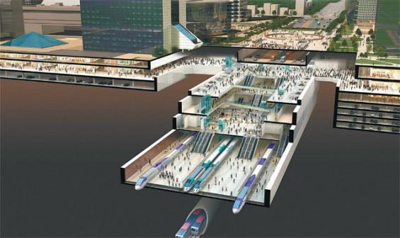 국내 최대 '지하도시' 짓는데 지하수가 걸림돌?