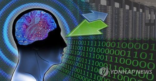 대기업 57%, 실제 업무에 AI 기술 활용…