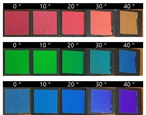 알록달록 1680만 색상 구현하는 태양전지 나왔다