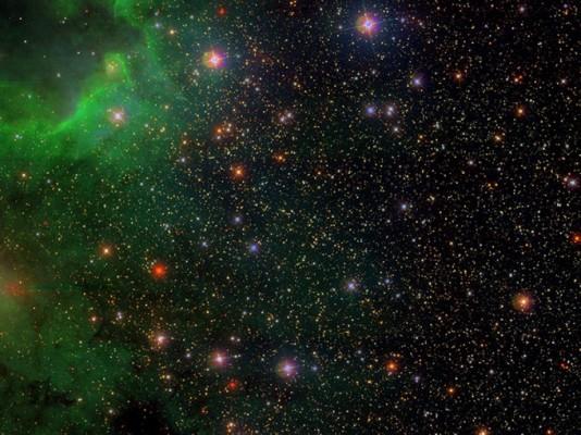 태양보다 3.3배 무거운 초소형 블랙홀 발견
