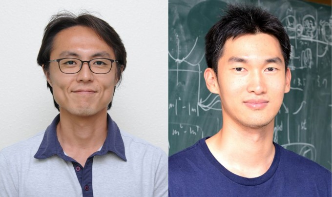 서준호 한국표준과학연구원 양자기술연구소 책임연구원과 김건우 독일 쾰른대 연구위원 연구팀이 머리카락 1000분의 1 굵기인 나노역학소자의 공진 주파수를 분석해 위상물질의 특성을 측정하는 기술을 개발했다. 한국표준과학연구원 제공