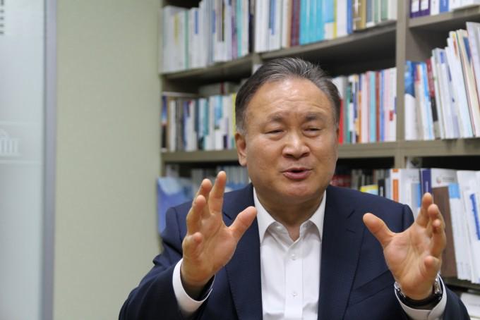 이상민 의원.