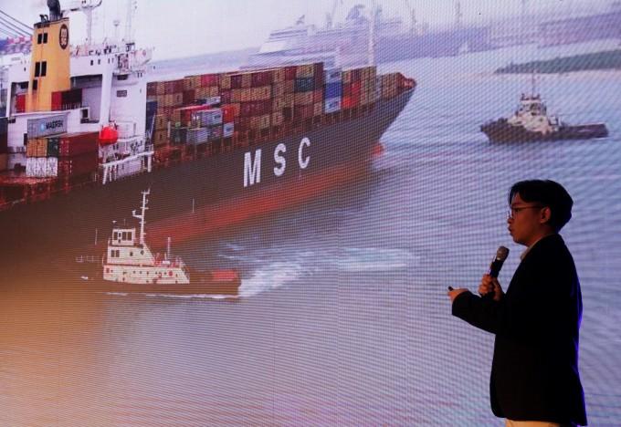박별터 씨드로닉스 대표가 회사의 기술을 설명하고 있다. 조승한 기자 shinjsh@donga.com