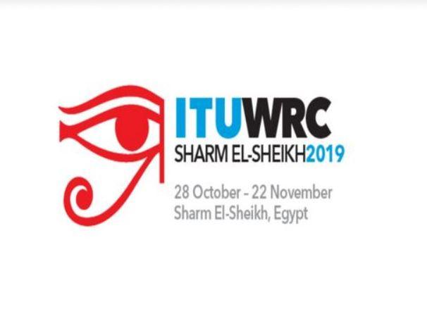 지난달 28일부터 이달 22일까지 이집트 샤름엘셰이크에서 열린 '세계전파통신회의(WRC-19)'에서 5세대 이동통신(5G) 주파수 대역이 분배됐다. 세계전파통신회의 홈페이지 캡쳐