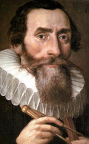 독일 천문학자 요하네스 케플러는 1605년 행성의 궤도가 타원이라는 사실을 최초로 밝혀냈다. 위키피디아 제공