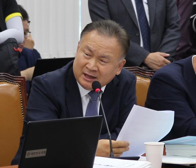 이상민 더불어민주당 의원. 이상민 의원실 제공