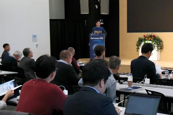 지난 7일부터 8일 미국 캘리포니아 실리콘밸리에서 '글로벌 리서치 심포지엄'가 열렸다. 삼성미래기술육성재단 제공