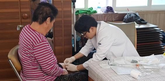 [의학게시판] 인하대병원, 옹진군 대청도 의료봉사 外