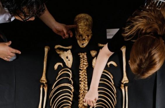 [주말 고고학산책] 2000년전 뼈로 삼국시대 얼굴 되살린다