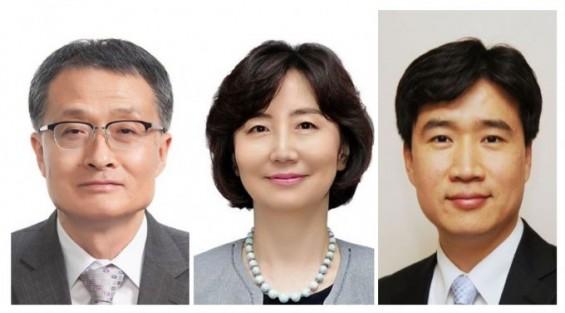 과학기자들이 뽑은 올해 과학자에 이진한·묵인희·김일두 교수