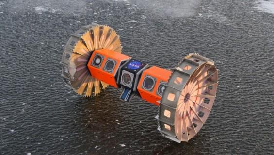 목성의 위성 유로파 바닷속 누빌 수중로버 남극서 테스트 돌입