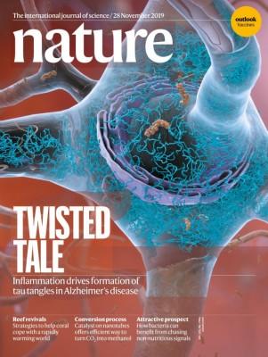 [표지로 읽는 과학] 염증이 알츠하이머병 일으킨다