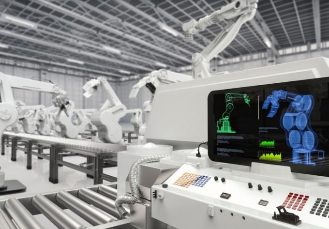 미국의 제조공장을 중심으로 다양한 산업용 센서와 산업용 사물인터넷(IoT)을 결합하고 기계학습을 적용한 새로운 제조모델이 등장하고 있다. 유라메트 제공