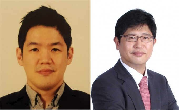 이필립 KIST 선임연구원(왼쪽)과 고민재 한양대 교수. KIST 제공.