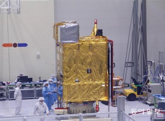 천리안2B호, 하루 8번 미세먼지 실시간 관측한다